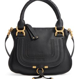 Small Marcie Leather Satchel   Nordstrom