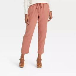 Women's High-Rise Lounge Pants - Universal Thread™   Target