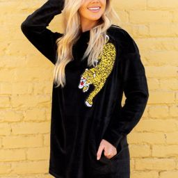 EYE OF THE TIGER DRESS | Judith March