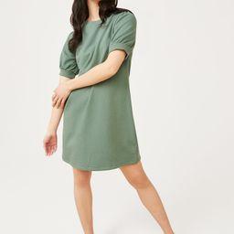 Free Assembly Women's Puff Shoulder Dress   Walmart (US)