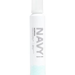 Whirlpool - Argan Oil and Green Tea Powered Styling Foam   NAVY Hair Care