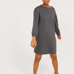 Free Assembly Women's Sweatshirt Dress   Walmart (US)