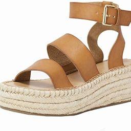 The Drop Women's Listilla Espadrille Flatform Ankle Strap Sandal Wedge | Amazon (US)