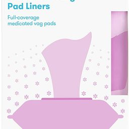 Frida Mom Perineal Medicated Witch Hazel Full-Length Cooling Pad Liners for Postpartum Care | 24-... | Amazon (US)