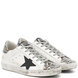 Superstar leather sneakers   Mytheresa (INTL)