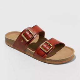 Women's Mad Love Keava Footbed Sandals | Target