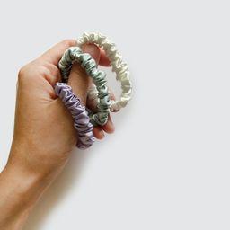 Silk Scrunchie Set - Spring   Verishop