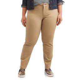 Just My Size Women's Plus Size 5 Pocket Stretch Jean, Also in Petite   Walmart (US)