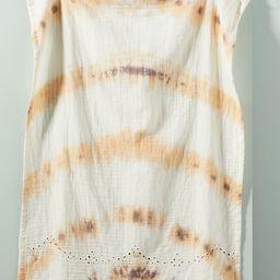 Vivian Tie-Dye Eyelet Dish Towel By Anthropologie in Assorted Size DISHTOWEL | Anthropologie (US)