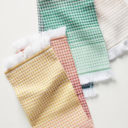 Lillian Dish Towels, Set of 3 By Anthropologie in Assorted Size SET OF 3 | Anthropologie (US)