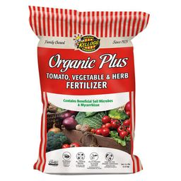 11.5 lb. Organic Tomato Vegetable and Herb Fertilizer | The Home Depot
