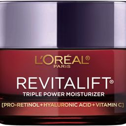 Revitalift Triple Power Anti-Aging Face Moisturizer   Ulta