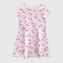 Toddler Girls' Knit Short Sleeve Dress - Cat & Jack™   Target