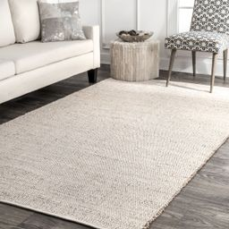Natural Handwoven Chaste Area Rug | Rugs USA