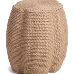 19in Natural Accent Table   TJ Maxx