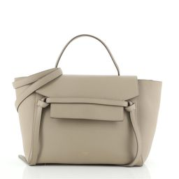 Belt Bag Textured Leather Mini | Rebag