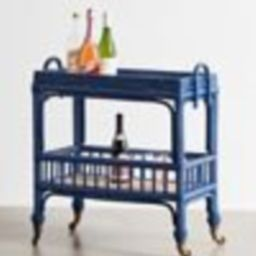Rattan Bar Cart   Urban Outfitters (US and RoW)
