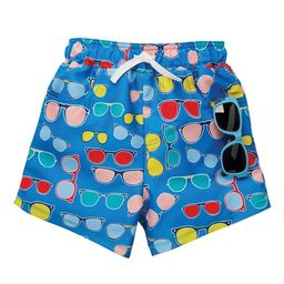 Sunglasses Swim Trunks   Smocked Auctions