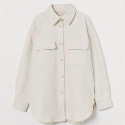 Shirt Jacket | H&M (US)
