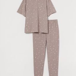 Jersey Pajamas | H&M (US)