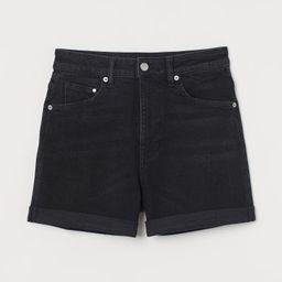 Mom Ultra High Denim Shorts | H&M (US)