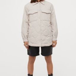 Quilted Jacket | H&M (US)