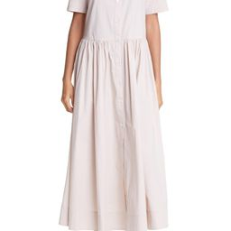 STAUD Guilia Maxi Shirtdress | Nordstrom | Nordstrom