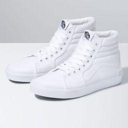 Canvas Sk8-Hi   Shop Shoes At Vans   Vans (US)