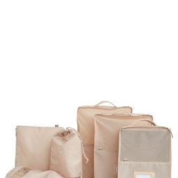 Beis The Packing Cube 6-Piece Set - Beige | Nordstrom
