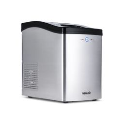 NewAir Countertop Nugget Ice Maker in Stainless Steel, 40lbs. of Ice a Day, BPA-Free Parts | Walmart (US)