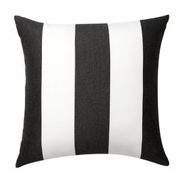 Sunbrella® Awning Striped Indoor/Outdoor Pillows | Pottery Barn (US)
