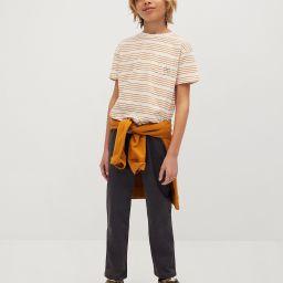 Cotton cargo pants   MANGO (US)