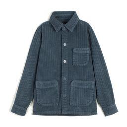 Jaime Coat, Corduroy Pale Blue   Maisonette