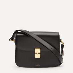 Grace Leather Cross-Body Bag | Liberty London (UK & US)