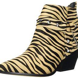 Jessica Simpson Women's Zayrie2 Fashion Boot, Natural Zebra, 7.5   Walmart (US)