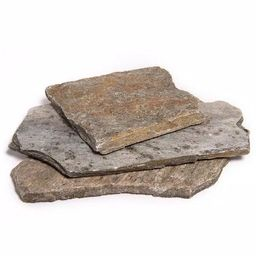 12 in. x 12 in. x 2 in. 30 sq. ft. Storm Mountain Natural Flagstone for Landscape Gardens and Pat... | The Home Depot