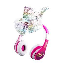 Nickelodeon JoJo Siwa Kids' Bluetooth Headphones   Target