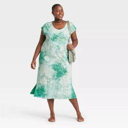 Women's Sleeveless Knit Dress - Universal Thread™   Target