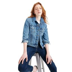 Women's Denim Trucker Jacket - Levi's® x Target   Target
