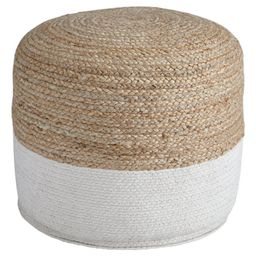 Signature Design by Ashley Sweed Valley Pouf   Walmart (US)