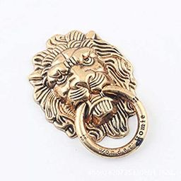 Universal Vintage Antique Finger Ring Holder Grip for Cell Phone iPhone Tablet iPad - Lion Head (... | Amazon (US)