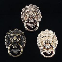 3Pcs Phone Ring Holder Finger Kickstand, PartsExtra Animal/Lion Head Shape Phone Ring Grip Stand ... | Amazon (US)