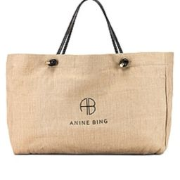 ANINE BING Saffron Bag in Brown from Revolve.com | Revolve Clothing (Global)