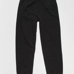 FULL TILT Girls Black Jogger Sweatpants | Tillys