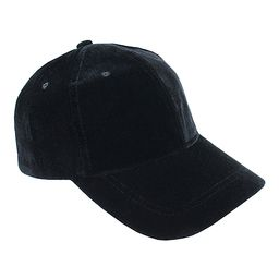 Capelli New York Women's Baseball Caps Black - Black Velvet Baseball Cap | Zulily
