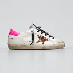 Golden Goose Superstar Low-Top Sneakers   Bergdorf Goodman