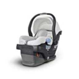 UPPAbaby MESA Infant Car Seat - Bryce (White and Grey Marl)   Amazon (US)