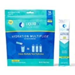 Liquid I.V. Hydration Multiplier, Electrolyte Powder, Easy Open Packets, Supplement Drink Mix (Lemon   Amazon (US)