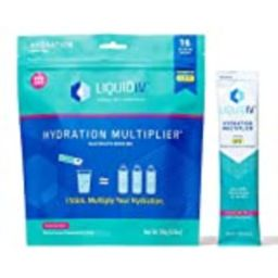 Liquid I.V. Hydration Multiplier, Electrolyte Powder, Easy Open Packets, Supplement Drink Mix (Passi   Amazon (US)