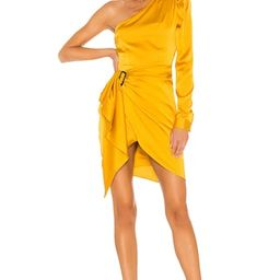 Lovers + Friends Ana Dress in Yellow from Revolve.com | Revolve Clothing (Global)